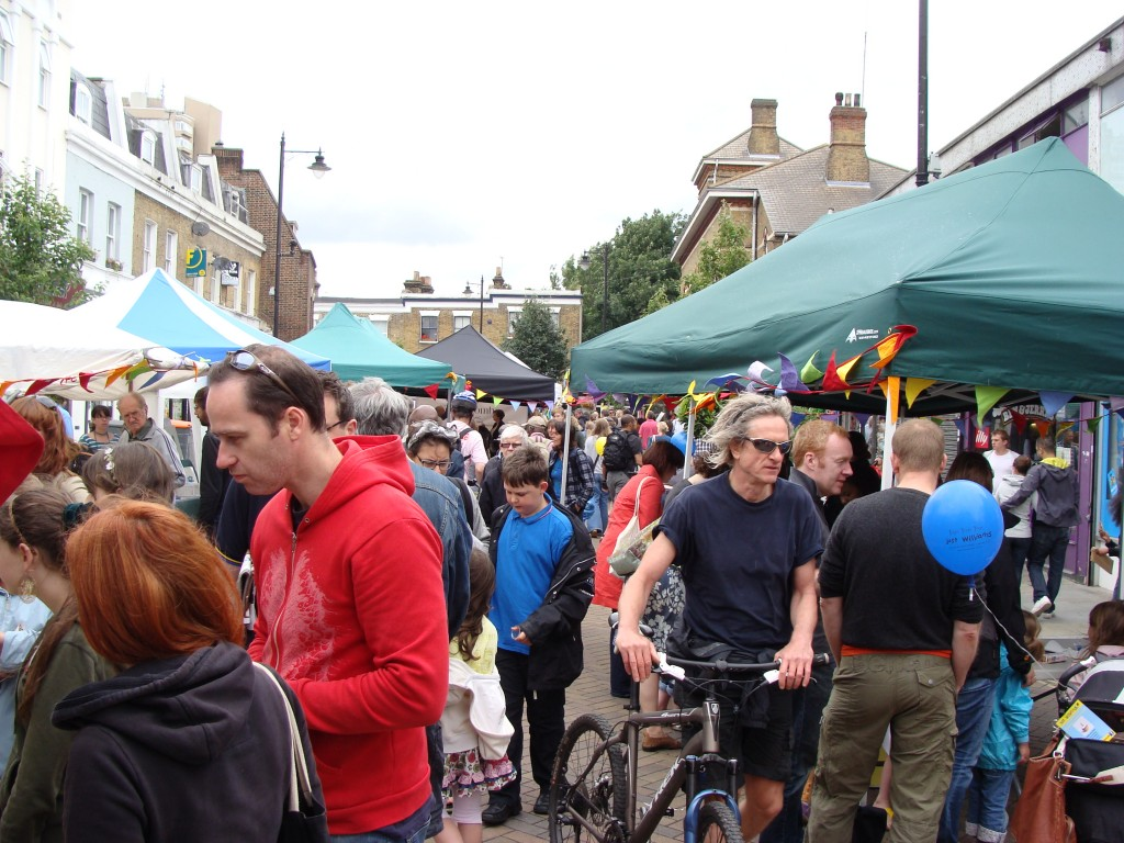 Herne Hill Sunday Market